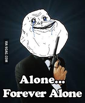 Forever Alone Bond